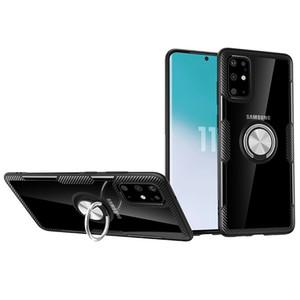 Pour Samsung S20 Plus Ultra S10 5G Plus Lite Note 10 Pro A10 A20 A50 A70 M10 M20 Anneau Porte-Téléphone Case