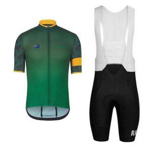 Rapha Team Hommes Respirant Cyclisme à manches courtes Jersey Ropa Ciclismo Vêtements à vélo à vélo à vélo à vélos de vélo Set 031813