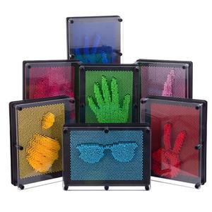 2018 Plastik Minyatürler Komik Oyun Pinart 3D Clone Şekli Pim Sanat Shoumo Çeşit İğne Çocuk Get Yüz Palm Model Oyuncaklar 7A0682