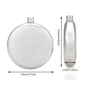 150ml Portable Pure Titanium Hip Flask Flagon Whiskey Wine Pot Bottle Funnel Camping Travel Picnic Drinkware Wine Cup