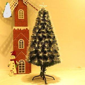 Рождественские елки Праздничные украшения для вечеринок Arbol де Navidad Albero Натале kerstboom 120/150 / 180 / 210см светодиодные елки