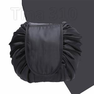 سعة 16 جديدة كبيرة وكسولة في حقيبة سفر قابلة للتجميل قابلة للطي حقيبة سفر مشتركة من أجل تخزين المواد المنزلية T3I530