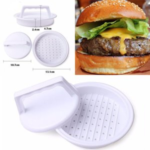 Hot Hamburger Beef Veggie Burger Quarter Produttore Patty Maker Mold Press Barbecue