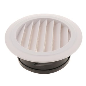 Air Vent Inclined Louver Outlet Exhaust Grille Cover For RV Trailer Boat