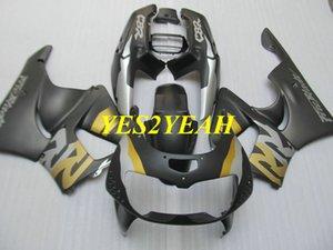 Hochwertiger Motorradverkleidungsbausatz für Honda CBR900RR 893 96 97 CBR 900RR CBR900 RR 1996 1997 Black Fairings bodywork + Gifts HX34