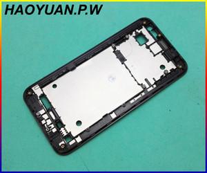 Atacado New Original Front Faceplate Bezel Habitação Case Capa de Substituição para ASUS ZenFone 2 Laser ZE500kL 5.0 '' Navio Rápido