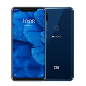 "Original ZTE Axon 9 Pro Cell Phone 4G LTE 6GB RAM 64GB ROM Snapdragon 845 Octa Núcleo 6,21"" Full Screen 20MP NFC Fingerprint ID Mobile Phone"