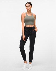 Mulheres Yoga calças largas e respirável Ginásio Esporte Leggings feixe Pé aptidão Sweatpants Yoga Work Out Correndo Leggings
