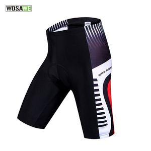 Pantaloncini Wosawe fulmini della bicicletta del gel di silice cuscino Shorts Una Montagna Paese Gita Automobilistica