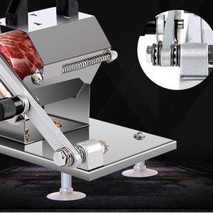 Manuel Mutton Slicer machine viande Slicer maison Mutton Slicer viande de mouton machine de boeuf commercial machine de coupe du rouleau