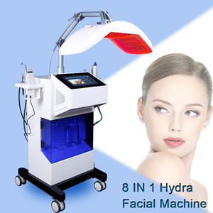 Hydrofacial Dermabrasion Machine Hydra Facial Dermabrasion Diamond Crystal hydro peel water Dermabrasion кислородная био-ручка PDT LED