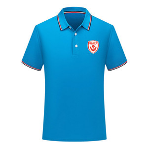 2020 nancy mens Polo camicia di polo di calcio Sport Polo polo di calcio estivo di calcio a maniche corte Polo T-shirt Categorie Camicie Uomo