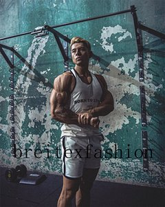 New Fashion Curto Pant 2020 Treinamento seco Casual Verão Sports Shorts Homens velocidade aptidão Cinco minutos Pants