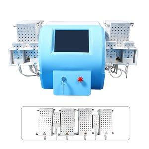 2019New 스타일! 고품질의 지방 연소 Lipo 레이저 바디 슬리밍 기계 635 ㎚의 660, 810 및 980nm