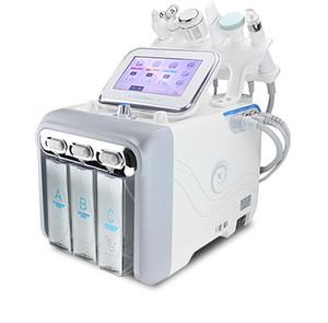 Многофункциональная Гидра дермабразия RF био-лифтинг спа-машина для лица Aqua Facial cleaningl Machine water Peeling Dermabrasion бесплатная доставка