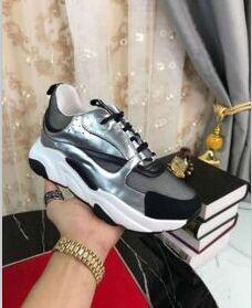 2019 neue, qualitativ hochwertige B22 Sportschuhe Freizeitschuhe Mode Damen Männer Französisch Designer-Marke beiläufige Schuhe BM03