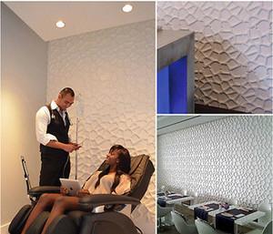 Moderna 3D DIY Vinilo removible Home Room Decor Arte Pegatinas Cita de la etiqueta engomada de la pared Mural Dormitorio decoración del hogar Decoración