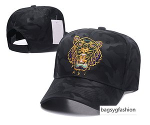 25 Style Designer Baseball Caps Brand Tiger Head Hats Gold Embroidered Bone Men Women Casquette Sun Hat Gorras Sports Cap