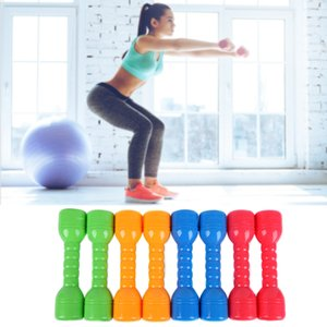1 paire Femmes Fitness Workout Haltère fille enfants enfants Home Gym Yoga exercice Haltères