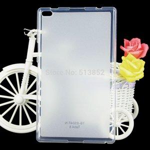 Accesorios para Tabletas Tabletas e-Books funda protectora del caso para Lenovo Tab 4 tableta de 8 pulgadas TB-8504F 8504N 8504X alta calidad anti Pudín