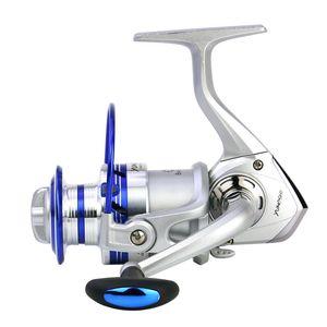 LidaFish Marca AL1000-7000 Series Folding Spinning Pesca semi-metal balancim Esquerda / Right Hand Pesca Reel