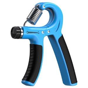 5-60KG Adjustable R-Shaped Grip Device, Finger Strength Training Equipment, Training Hand Rehabilitation