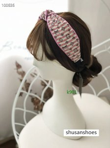 2020 new fashion high-quality   men and women wear summer and autumn head band retro free send 008