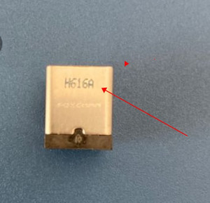 DC 전원 잭 커넥터 JPD1135-509-7F JPD 시리즈 직각 T / H 3 POS