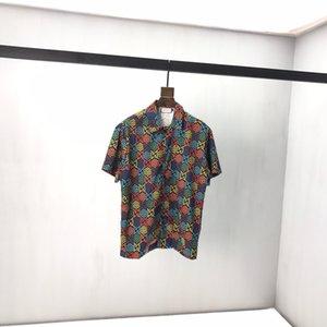 Die Herren Lederbekleidung, der klassische Stil, gute Stoffe und Besitz sind der Beginn einer anderen Mode. Herren T-Shirts Größe: M~3XL sl24