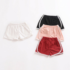 0-4T Infant Baby Boy Girl Kids Cotton Shorts Bottoms PP Bloomers Panties