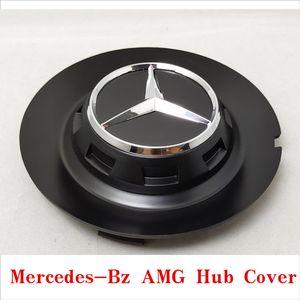 Mercedes-Bz 오리지널 AMG 허브 커버 A45 CLA45 C63 GLA45 장착 허브 커버 C63 GLC63 Edition1 GLE GLS