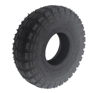 4.10 3.50-4 410 350-4 ATV Quad Go Kart 47Cc 49Cc Chunky 4.10-4 Tire Inner Tube Fit All Models 3.50-4 4 inch Tire