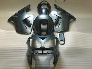 Couvre réservoir complet Kit carénage pour KAWASAKI Ninja ZX12R 02 04 05 ZX-12R ZX 12R 2002 2004 2005 Carénages Injection carrosserie + cadeaux