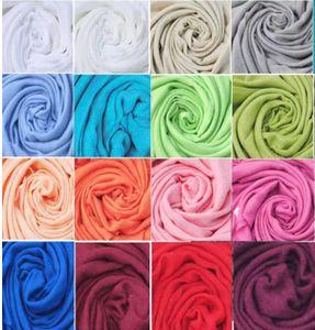 2019 neueste pashmina cashmere seide solide schal wrap unisex schal frauen schal rein 38 farbe schal dhl frei