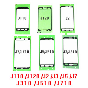 100pcs lot Original Adhesive Glue Tape Sticker Front Housing LCD Touch Screen for Samsung Galaxy J110 J120 J2 J3 J5 J7 J310 J510 J710