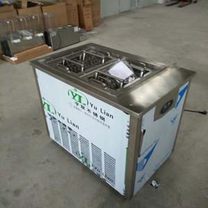 1800W Dual use Verbraucher Eis Maschine Vollautomatische Popsicle Maschine Hohe Kapazität Eis am Stiel Dual-Mode-Maschine machen
