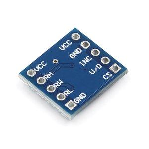 x9c104 module de potentiomètre numérique 100 du potentiomètre numérique pour ajuster l'équilibre du pont
