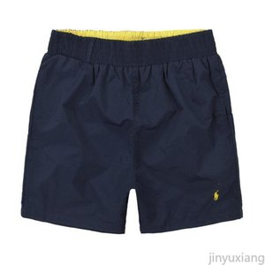 Polo Ralph Lauren 20ss Uomini Polo estate bicchierini del bordo di ricamo Uomini Beach Surf Shorts Pantaloni Costumi da bagno Men Swimming Trunks S01