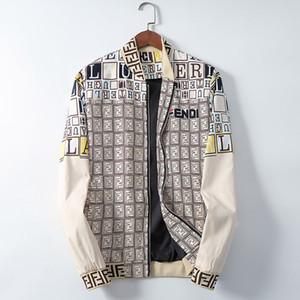 Nuovi uomini giacca dal design di lusso lettere ricamo giacca tendenza moda moda moda uomo giacca deve essere selezionata e di alta qualità di marca p