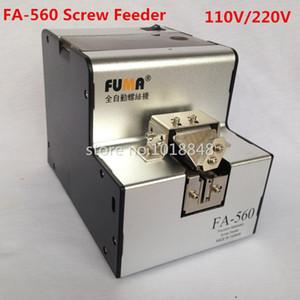220v automática tornillo de alimentación de la máquina transportadora, tornillo de máquina disposición / FA-560 1,0 a 6,0 mm