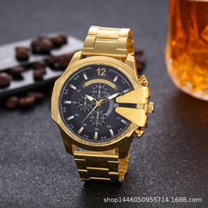 -Vente rapide montres à quartz explosifs pour les montres de style de loisirs des hommes du commerce extérieur