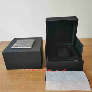 Hot vente de haute qualité RM 50 056 035 Voir la boîte originale Papiers cuir Caisses en bois Sac à main pour Yohan Blake Chronographe Flyback Montres