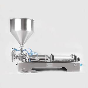 110V 220V paste filling machine for cream chili sauce tomato butter peanut butter olive oil pneumatic filling machine