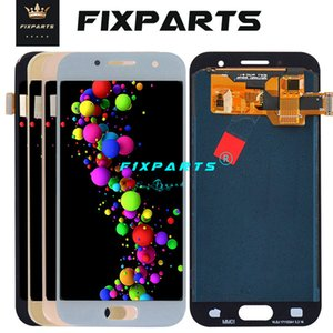 A320 LCD For SAMSUNG GALAXY A3 2017 LCD A320 A320F Display Touch Screen Digitizer Replacement For Samsung A3 2017 Display