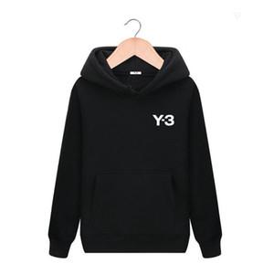 Y3 Brand Brand Mens Дизайнеры Пуловер Письмо Мужчины Женщины Капюшона Куртка Роскошная Бибер Толстовка с капюшоном Длинная рукава Свободная Толстовка Ys Одежда