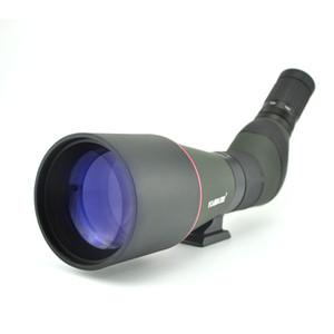 أحادي 20-60x80 ماء Bak4 التكبير الإكتشاف نطاق رؤية الطيور تلسكوب ترايبود الصيد دعم التخييم مراقبة الطيور