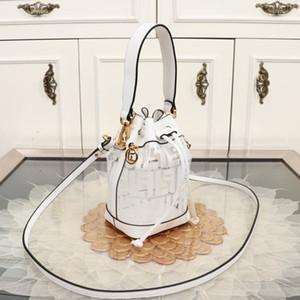 bolsos de las mujeres del hombro del tamaño gelatina clara de 12 * 18 * 10 cm WSJ009 delicada textura suave whatsyan01 impresión en blanco