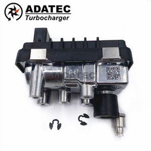 GTB1756VK Turbo G-Wastegate 800089 67 Turbine électronique actionneur LR022790 Pour Land Rover Range Rover 4.4 L TDV8 230 Kw - 313 HP