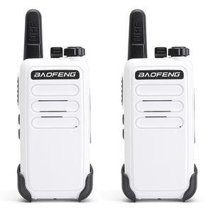 2020 Nuovo Baofeng BF-C9 Mini walkie-talkie UHF 400-470MHz radio bidirezionale portatile VOX ricarica USB ricetrasmettitore portatile