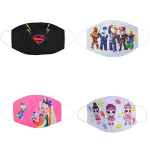 ткань cubrebocas дети больных масками хлопок лицо рот маска мультфильм молодежных детские маски для малыша bomuld туши для ресниц sweet07 uOrvJ